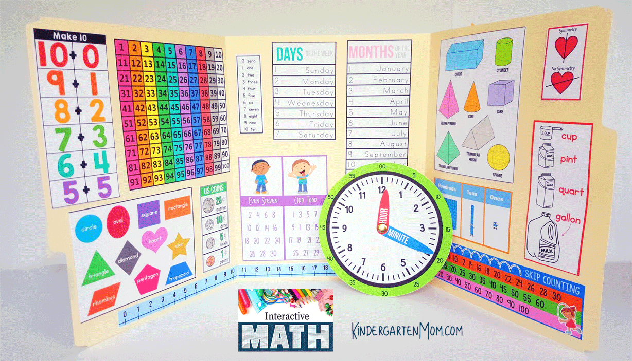 Making Math Fun: Hands-On Learning Games for Kindergarten ...