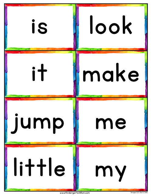 graphic regarding Printable Sight Word Flash Cards named Dolch 220 Sight Phrase Record Flash Playing cards