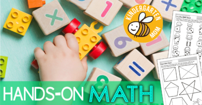 Making Math Fun: Hands-On Learning Games for Kindergarten