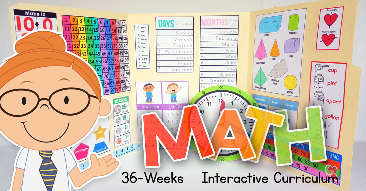 Tips And Tricks For Starting A Math Journal Kindergarten Mom