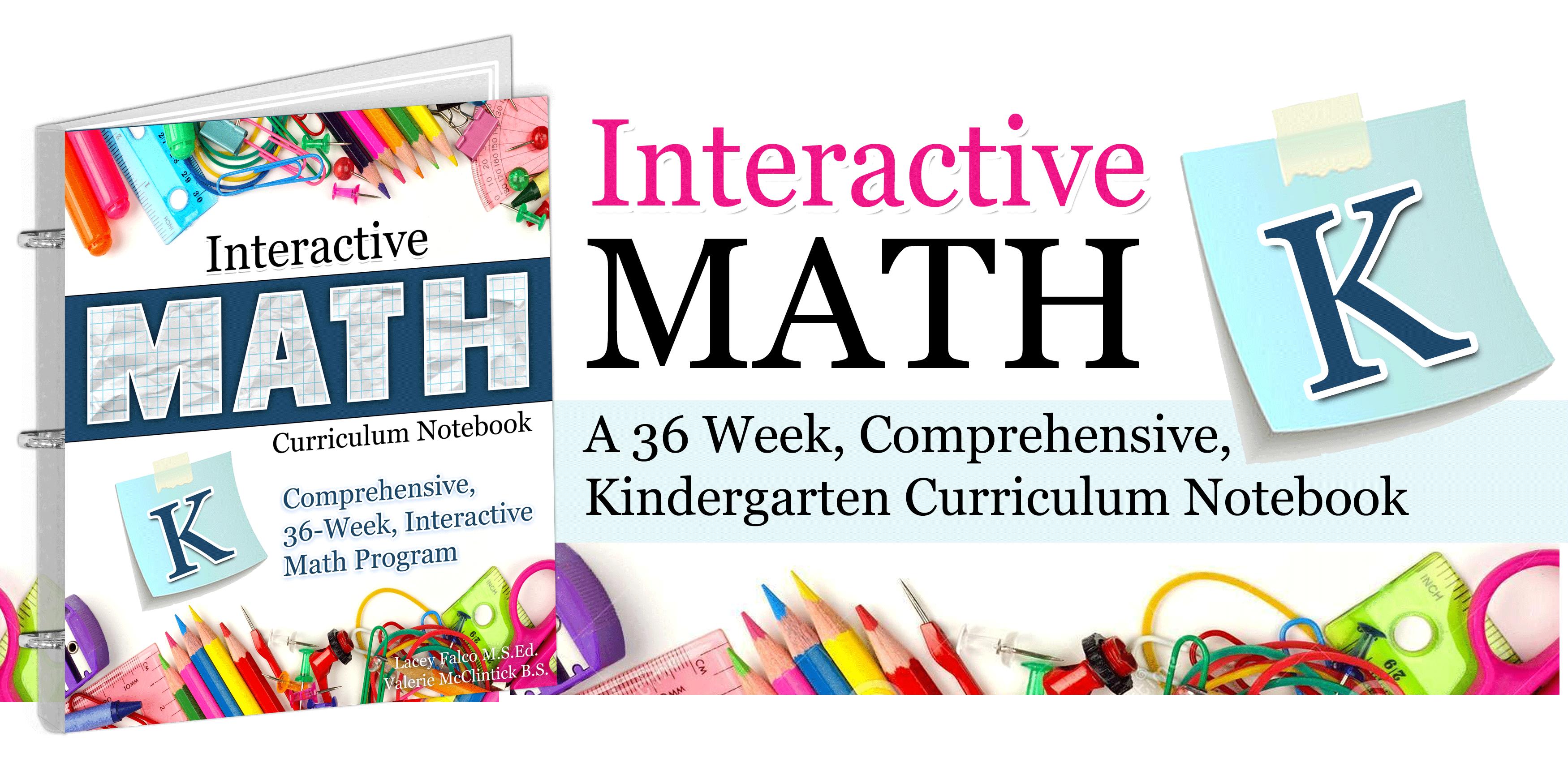Tips and Tricks for Starting a Math Journal - Kindergarten Mom