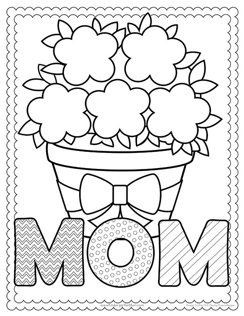 - Mother's Day Printables - Kindergarten Mom