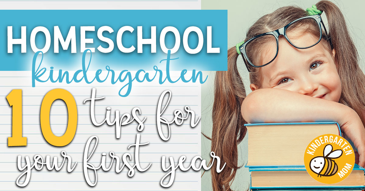 Kindergarten at Home: 5 Quick Tips for a Smooth Year