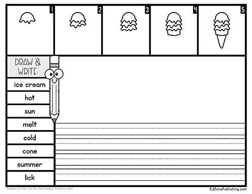 Free Directed Drawing Worksheets Kindergarten Mom - Download Easy Kindergarten Drawing Worksheets Pictures