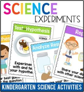 KindergartenScienceExperiments